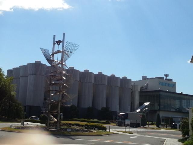 130827 サントリービール工場