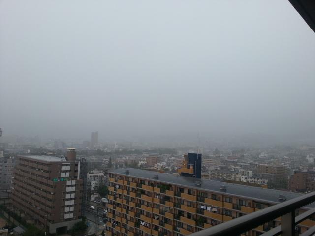 130903 今日も土砂降り