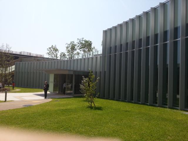 130923 東灘図書館開設