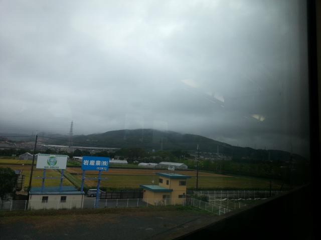 131009 雨の京都へ