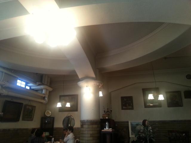 131101 御影公会堂のオムライス