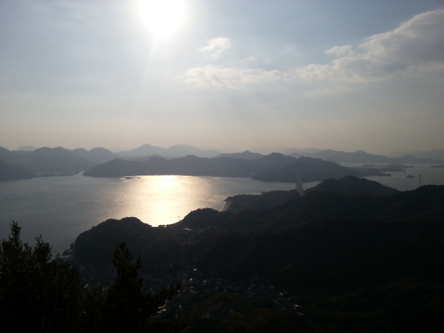 131202 高見山の絶景