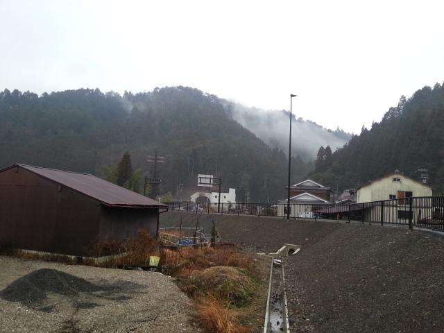 140202 ダルマ峠から芦見峠の下見完了