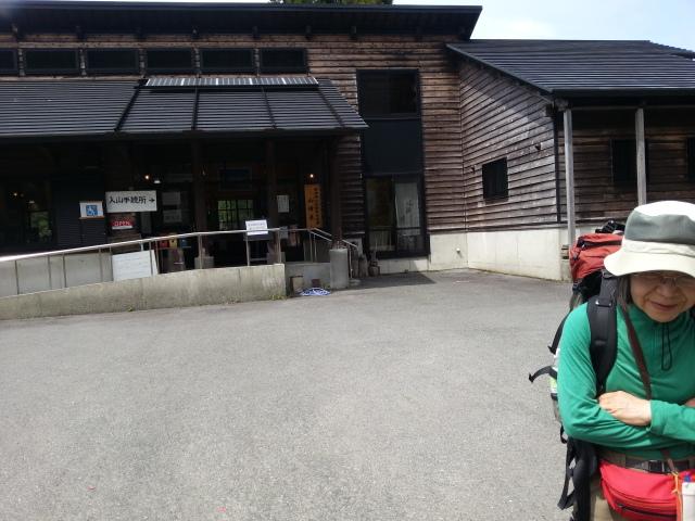 140504 三国峠からおにゅう峠の下見完了