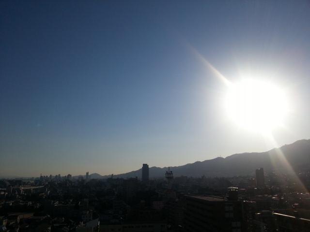 140726 神戸も真夏日