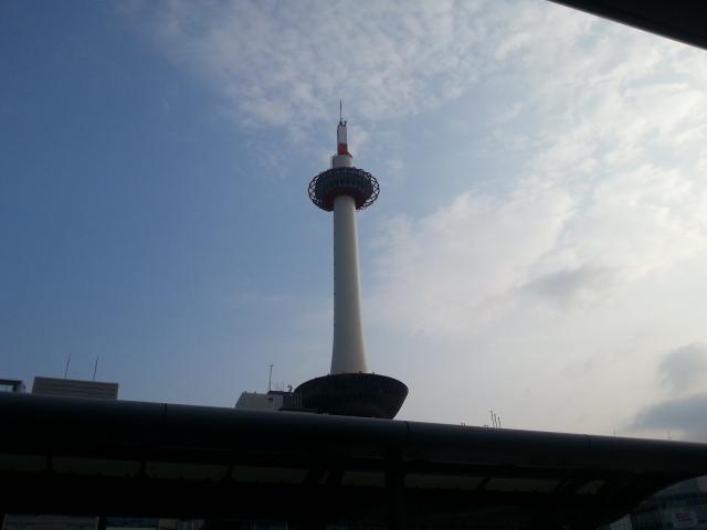 140727 京都は朝から32℃