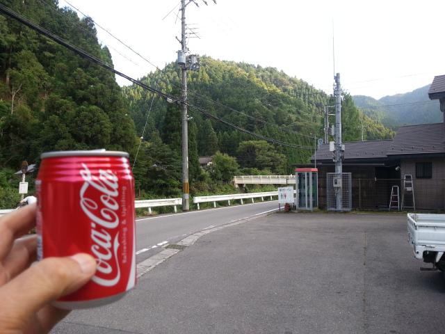140727 竹次谷から雲取山、国体尾根の下見完了
