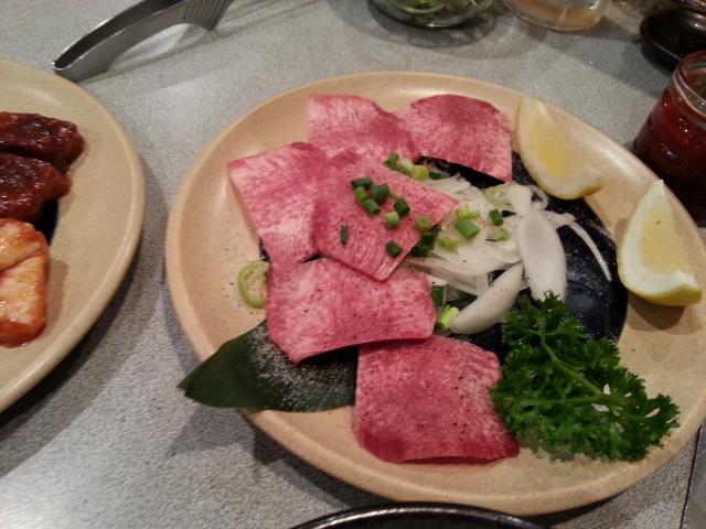 140809 焼き肉