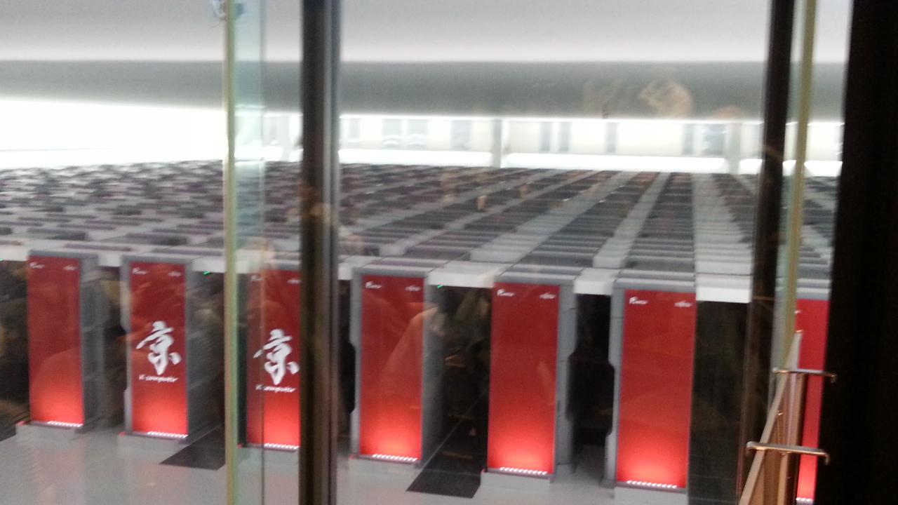 141025 神戸医療産業都市と京コンピューター