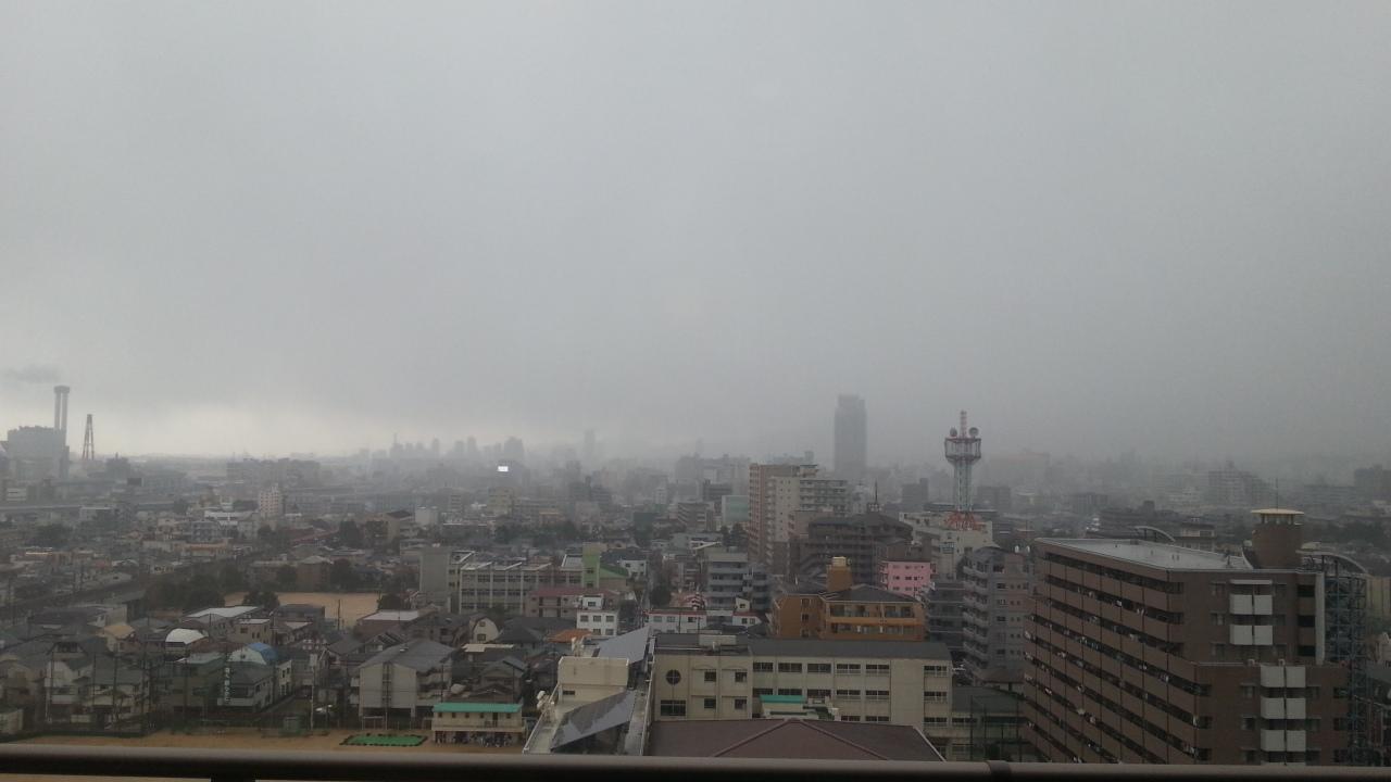 150117 午後から雨