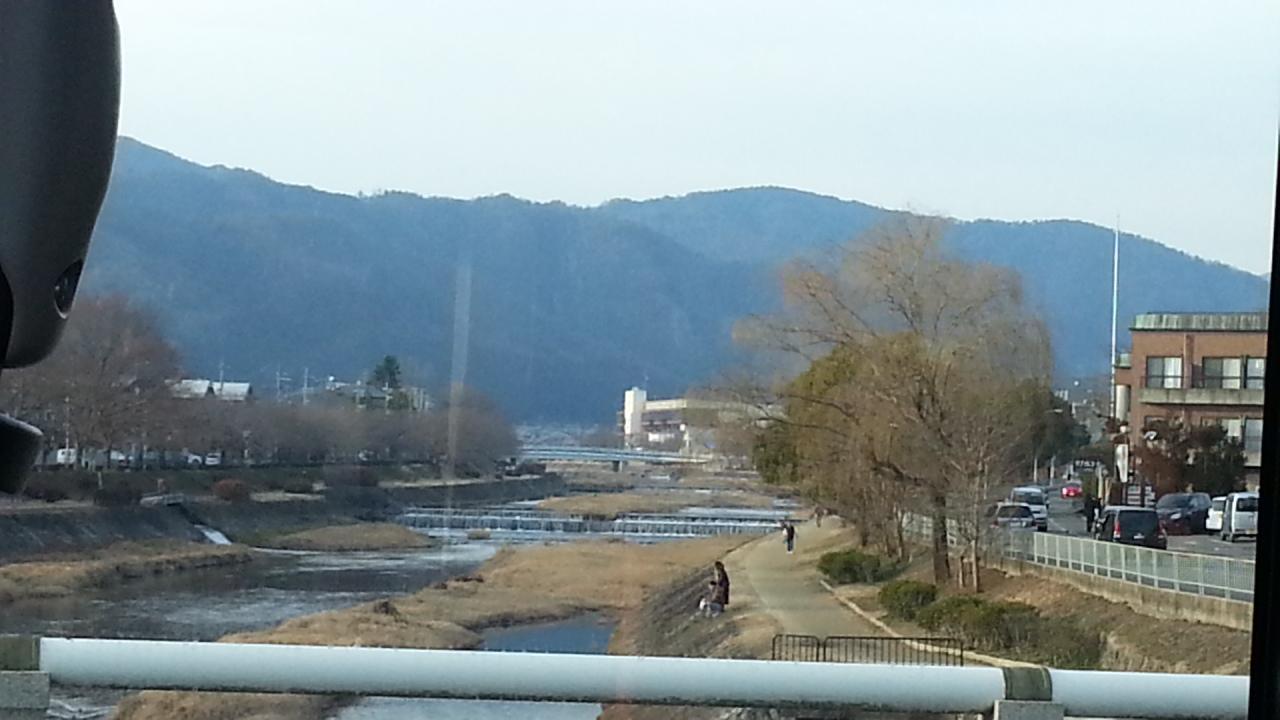 150125 瓢箪崩山から箕裏ヶ岳の下見完了  今日も晴れ時々曇り、無風の好天に恵まれて予定通り