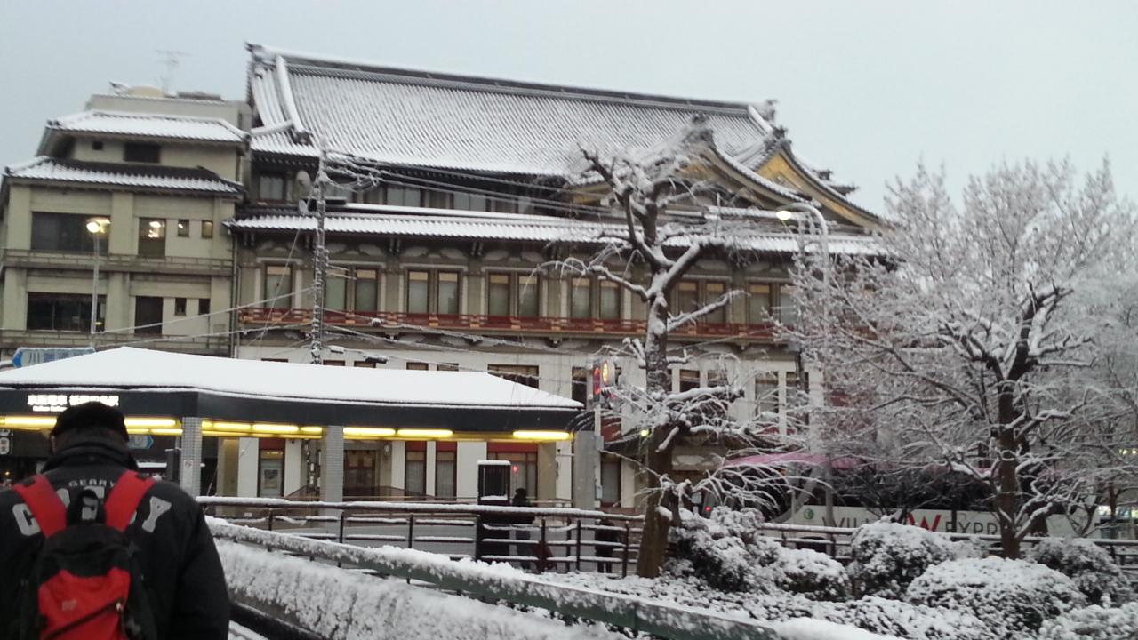150201 京都は大雪