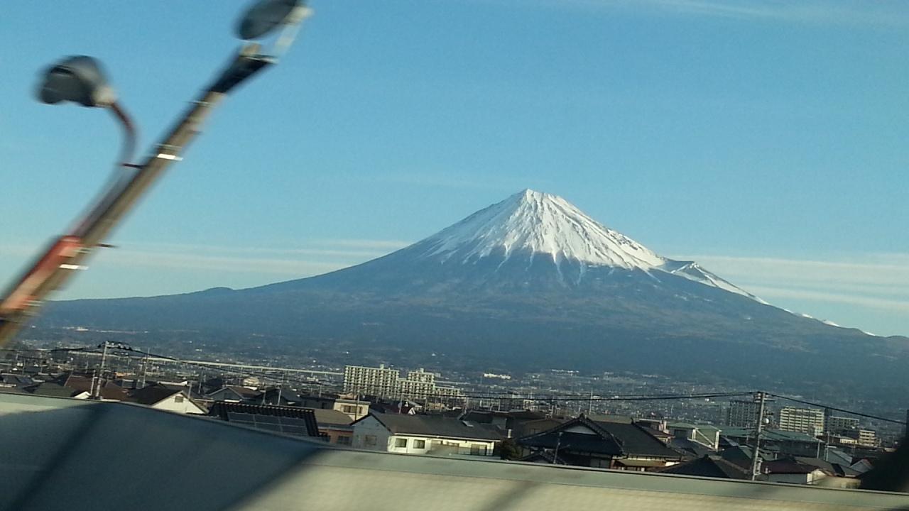 150216 富士山