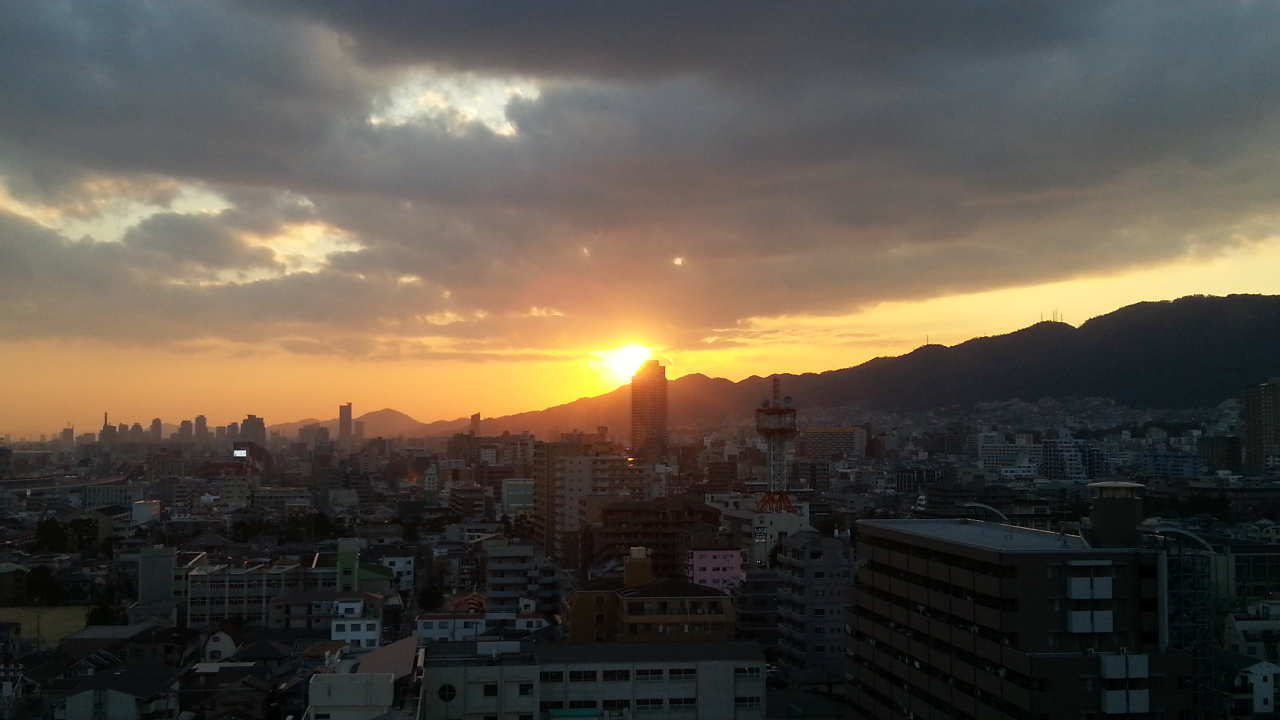 150302 陽が長く