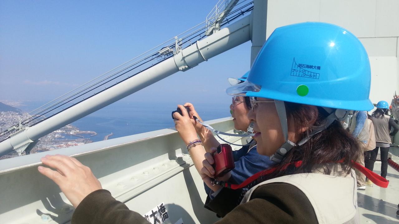 150508 明石海峡大橋見学ツアー