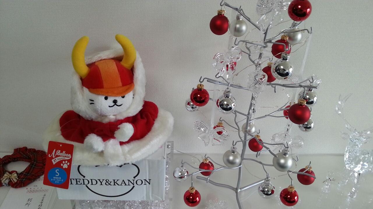 251210 クリスマス準備