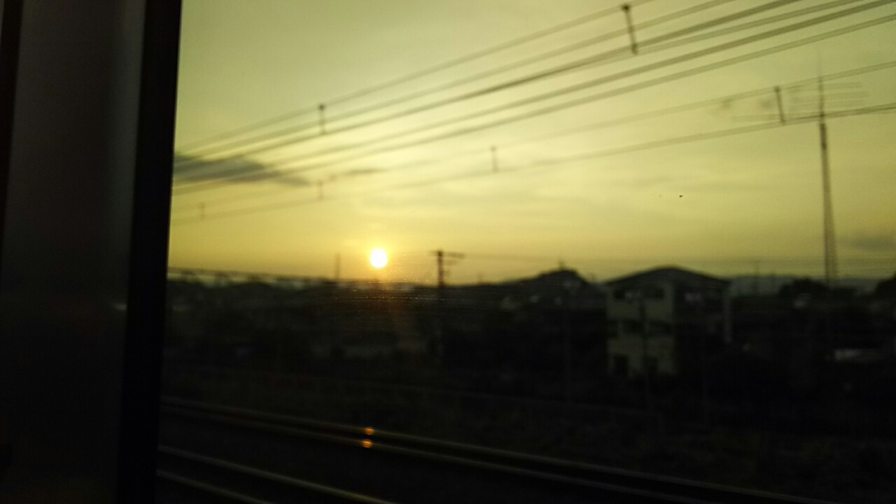 160802 夕焼け空