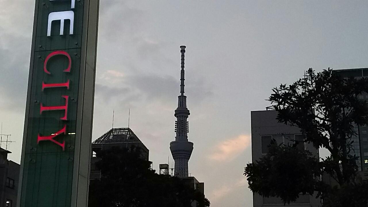 160814 錦糸町