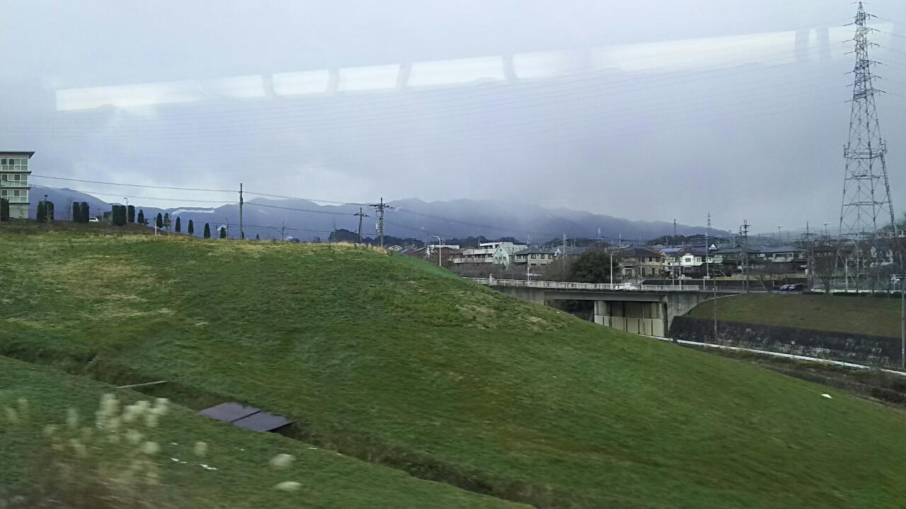 170122 花折峠から西折立山の例会は無事完了