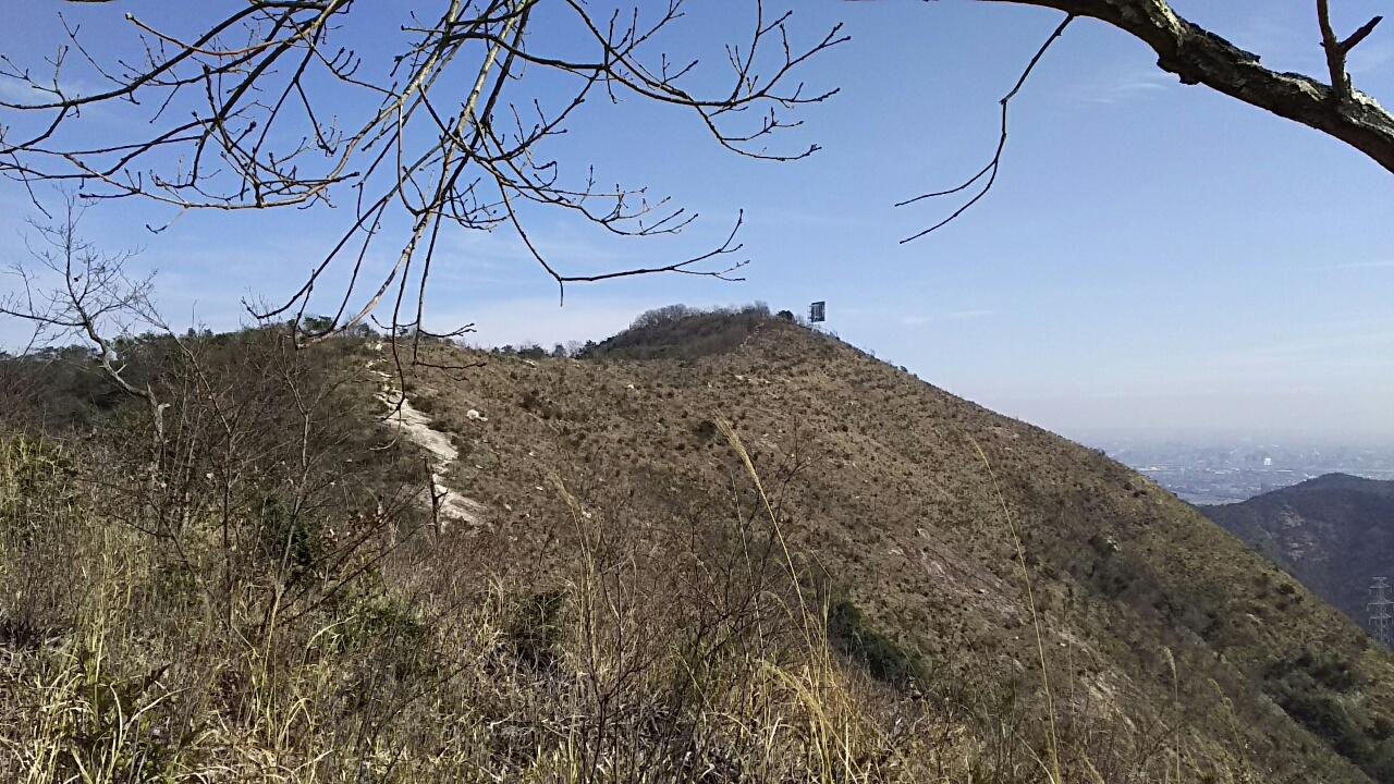 170304 桶居山から高御位山の例会無事完了
