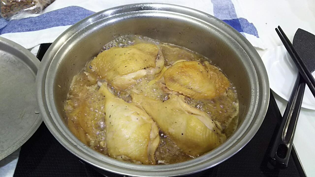 170426 鶏もも肉の煮込み