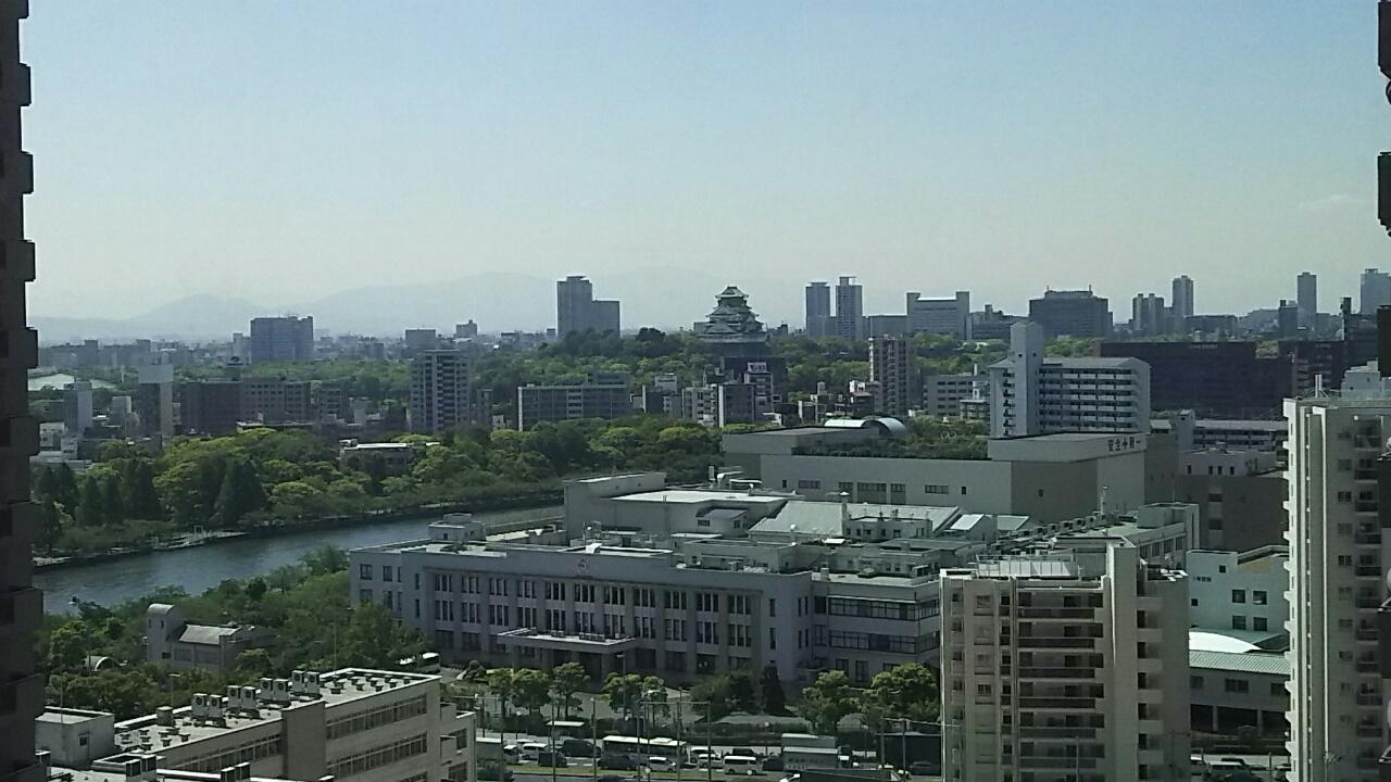 170519 久し振りの大阪