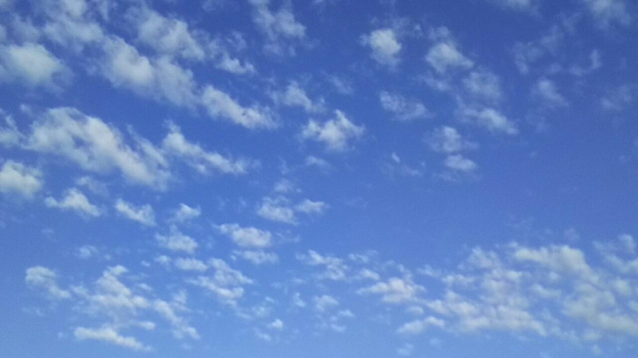 180811 いつかどこかで見た雲