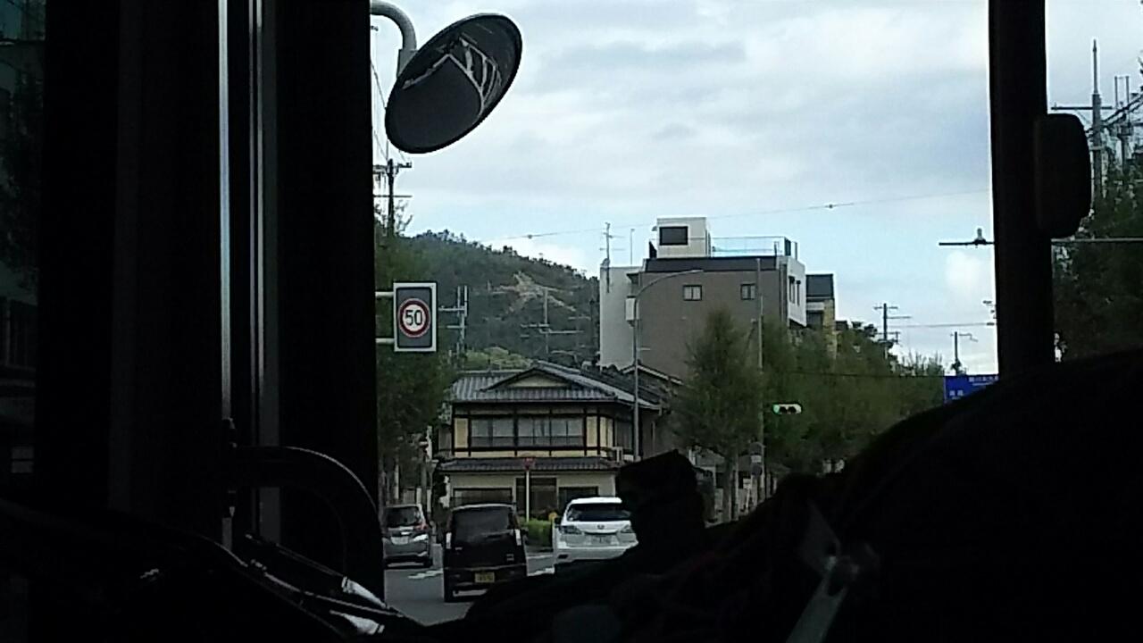 181014 バスは杉坂口へ